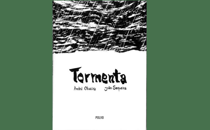 """Melhor desenho para Álbum Português: João Sequeira em """"Tormenta"""" (Polvo Editora)."""