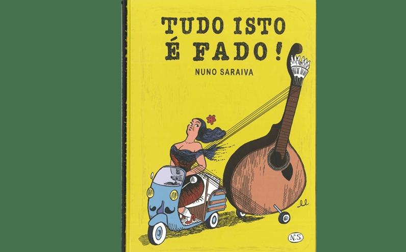 """Melhor Álbum Português: """"Tudo isto é Fado"""", de Nuno Saraiva (editado pela EGEAC e Museu do Fado)."""