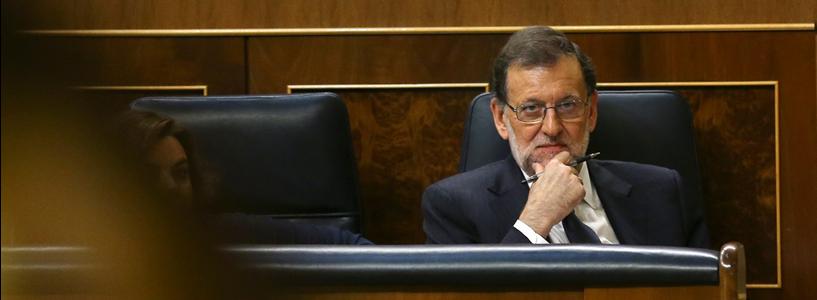Rajoy falhou terceira tentativa e só será investido no sábado