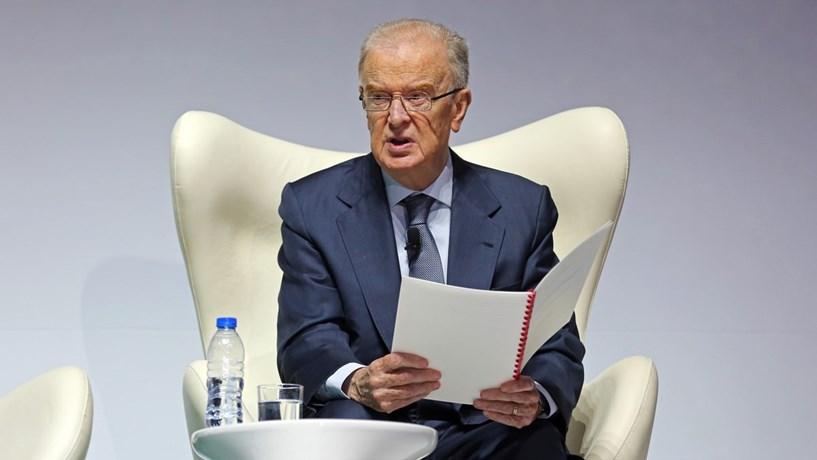 Jorge Sampaio, ex-Presidente da República