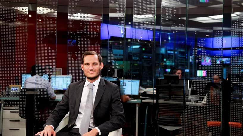 """Francisco Pedro Balsemão: """"Não faria sentido trabalhar numa empresa que não esta"""""""