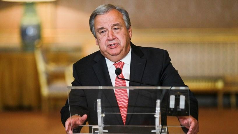 António Guterres toma hoje posse como secretário-geral das Nações Unidas