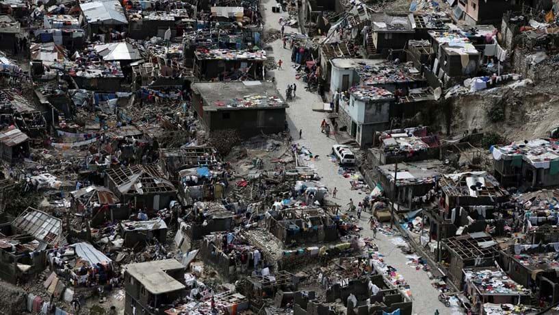 Furacão Matthew mata mais de 300 pessoas no Haiti