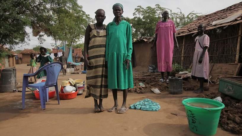 Viver num campo de refugiados: uma experiência na primeira pessoa