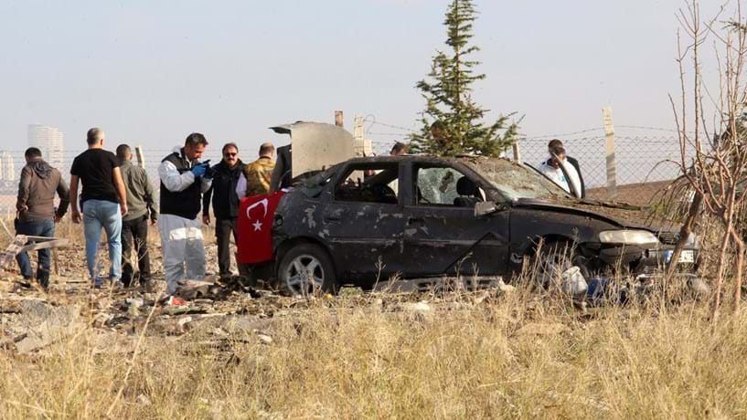 Ataque com carro bomba na Turquia matou 18 pessoas