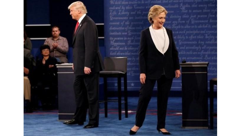 O que Clinton gosta em Trump (e vice-versa)
