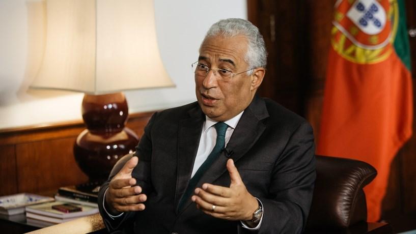 """António Costa: """"Nenhuma proposta no Orçamento contraria o nosso programa eleitoral"""""""
