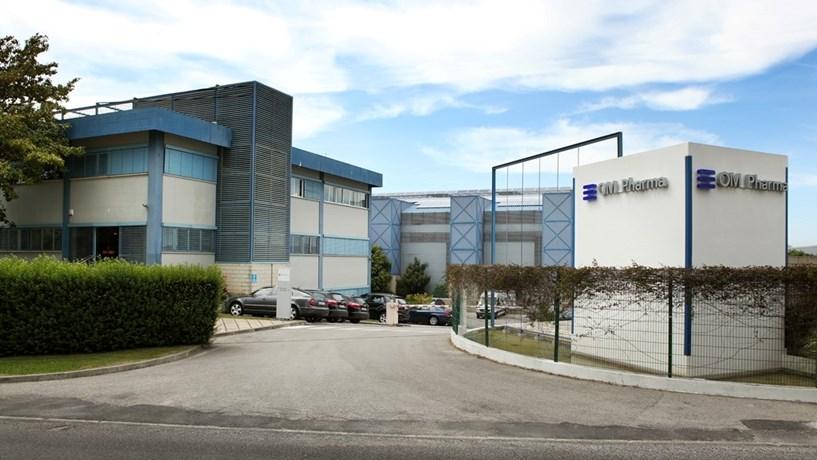 OM Pharma constrói fábrica de 10 milhões em Alfragide (Cor.)