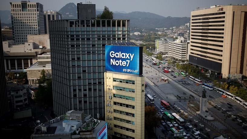 O caso que ameaça fazer explodir a imagem da Samsung