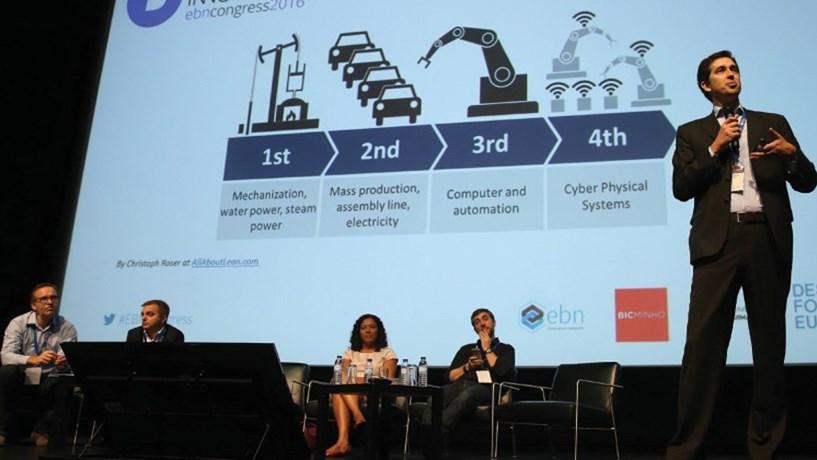 """Tubarões lançam a """"rede"""" às start-ups para a Indústria 4.0"""