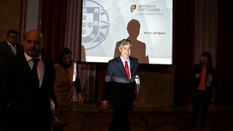 OE: Necessidades líquidas de financiamento estimadas em 9,5 mil milhões de euros