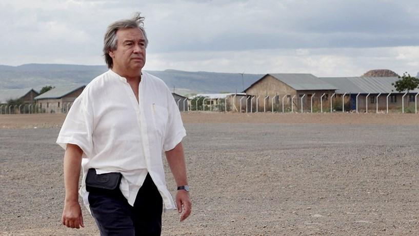 """Guterres quer ONU com """"respeito total pelos direitos humanos"""""""