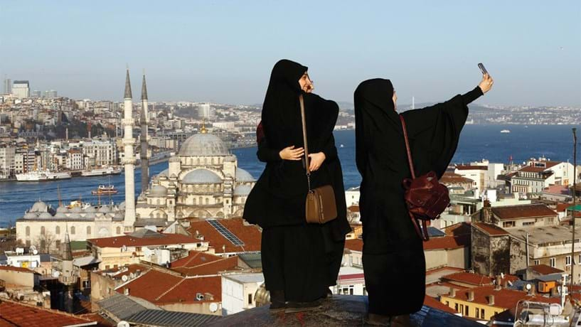 Economia turca recua pela primeira vez em sete anos