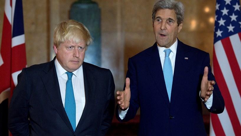 EUA e UE ameaçam com novas sanções a Moscovo devido à Síria