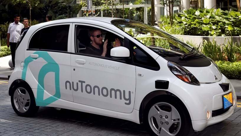 Nutonomy estende testes de automóveis autónomos para Boston