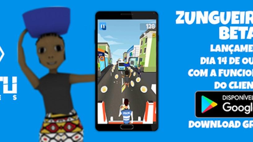Zungueiras de Luanda passam a jogo de telemóvel