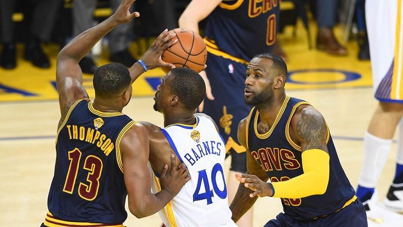 As noitadas de NBA estão de volta