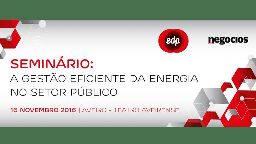 A gestão eficiente de energia no setor público