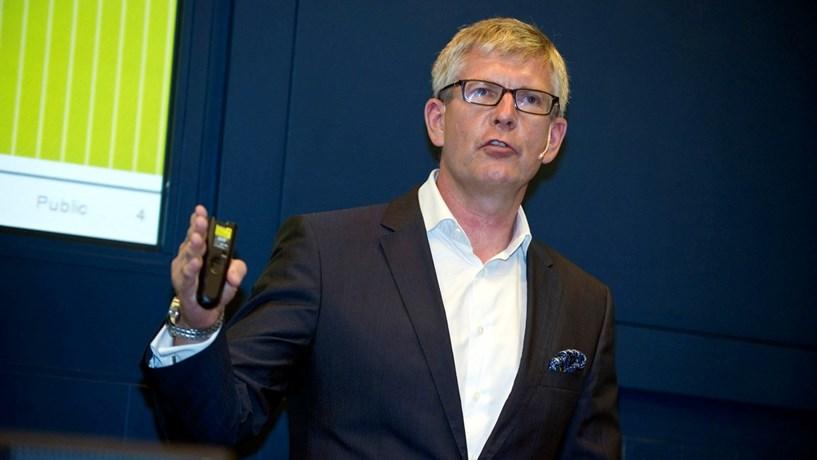 Borje Ekholm nomeado CEO e presidente da Ericsson