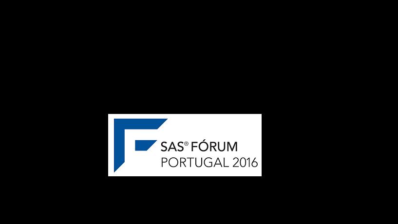 SAS Fórum Portugal 2016 – Analytics Everywhere