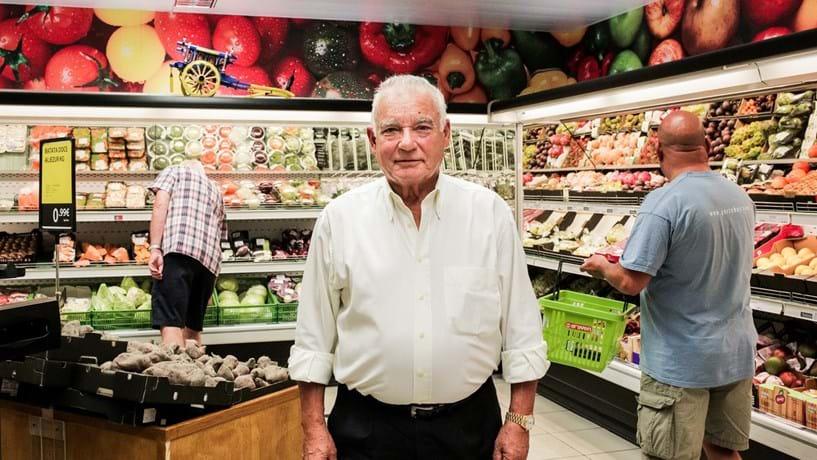 Apolónia quer abrir três supermercados no Sul de Espanha