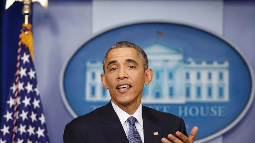 Obama apela à reconciliação de todos os norte-americanos