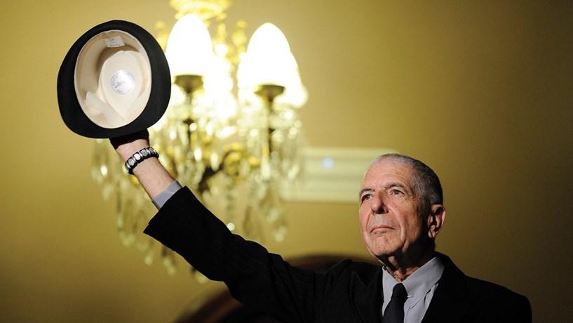 Leonard Cohen, o cantor sem idade