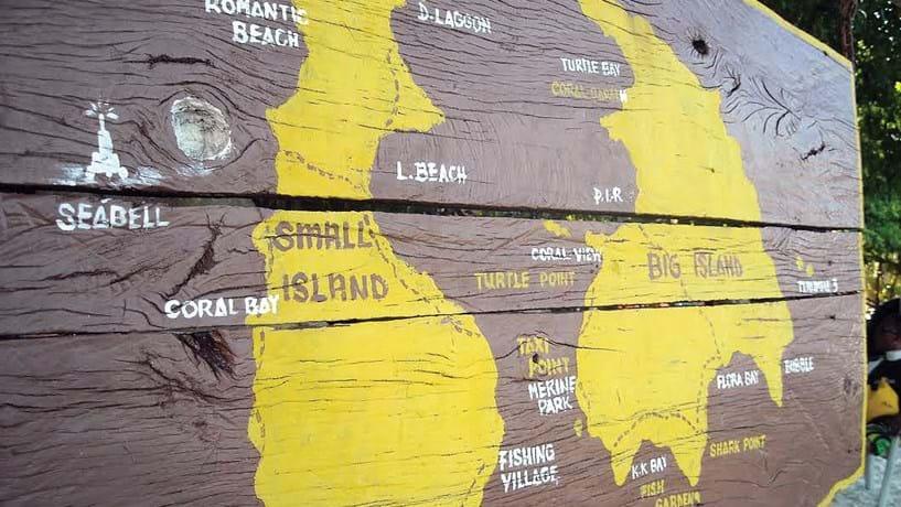 Ilhas Perhentian: Vale a pena parar o relógio