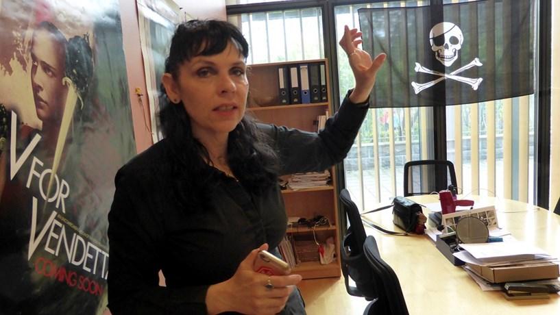 Birgitta, a mulher pirata que quer liderar a Islândia