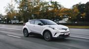 Toyota C-HR: Arma de conquista