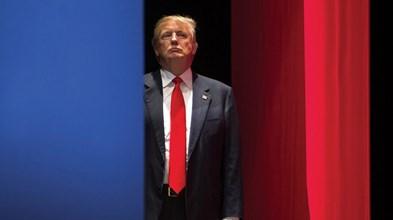 Time escolhe Donald Trump como personalidade do ano