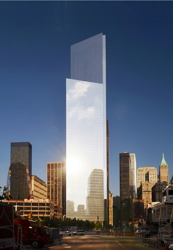 Four World Trade Center, Nova Iorque - Finalista