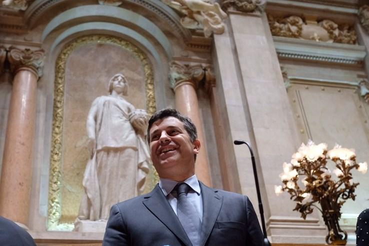 Miguel Baltazar / Negócios