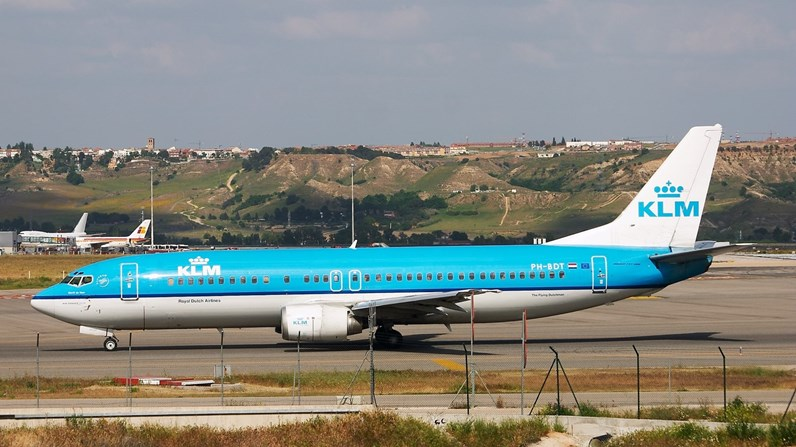 5º KLM-Royal Dutch Airlines