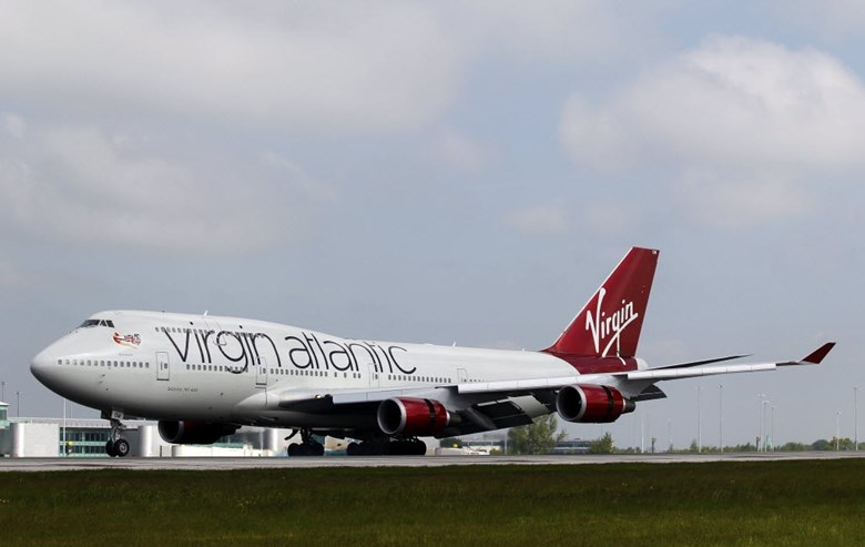 6º Virgin Atlantic Airways
