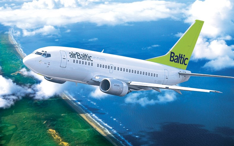 7º Air Baltic