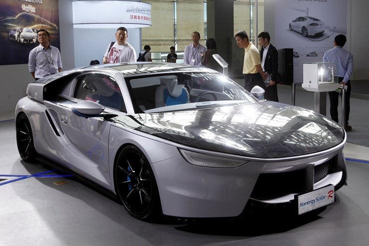 As novidades do Salão Automóvel de Guangzhou
