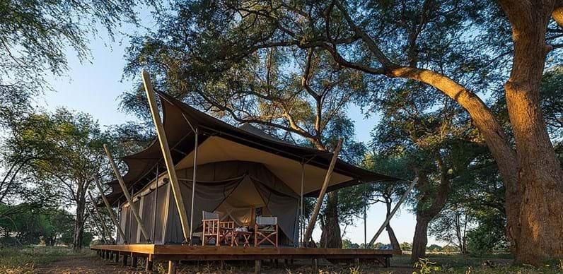 Ruckomechi Camp, Zimbábue