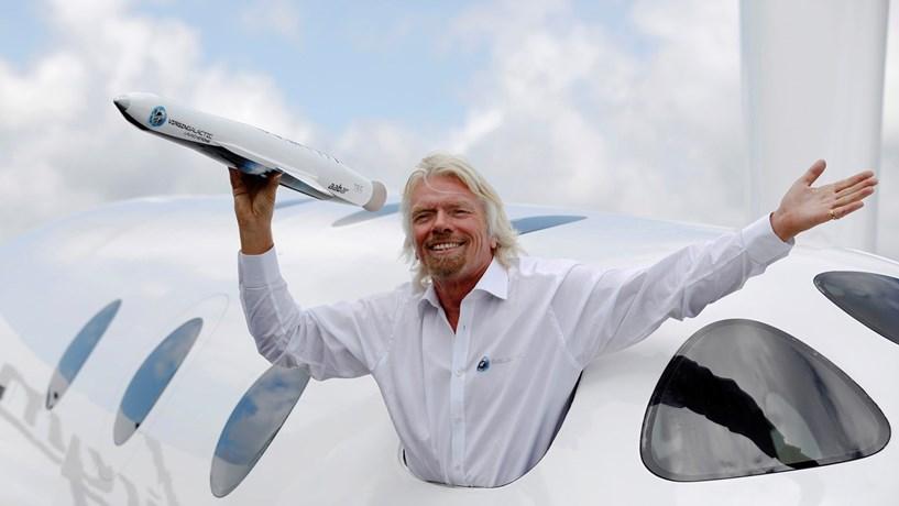 Richard Branson: o homem que jurou nunca mais depender da banca