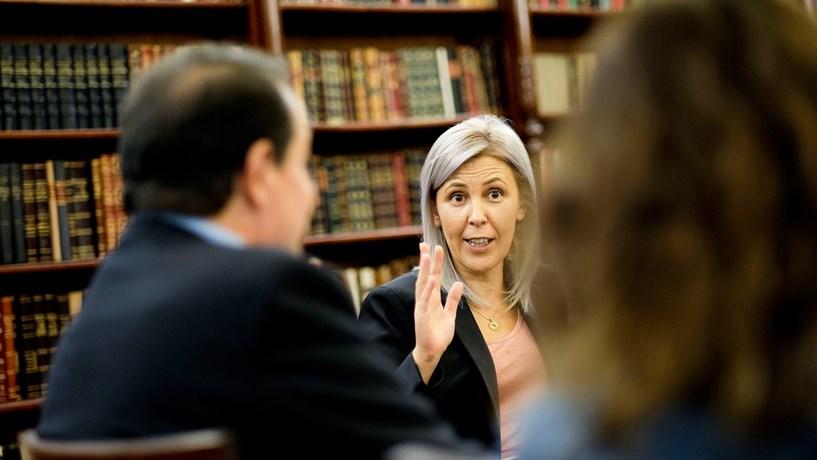 """Elina Fraga: """"Se a Ordem fosse sindicato jamais me candidataria"""""""