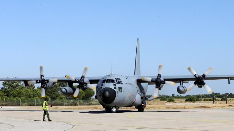 Seis militares da Força Aérea suspeitos de corrupção ficaram em prisão preventiva