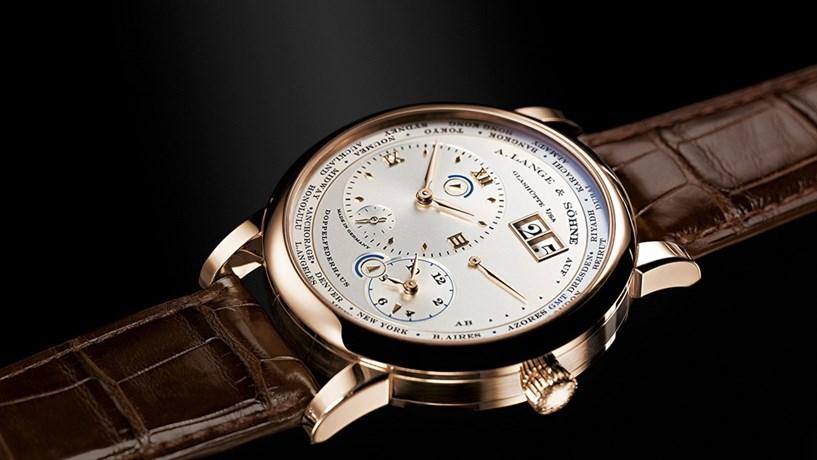 Tonalidades históricas da alta relojoaria
