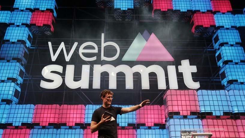 Web Summit com 47 mil referências nas redes sociais
