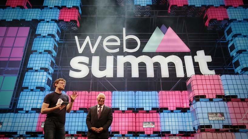 Web Summit: Uma cerimónia de abertura com direito a aplausos e apupos