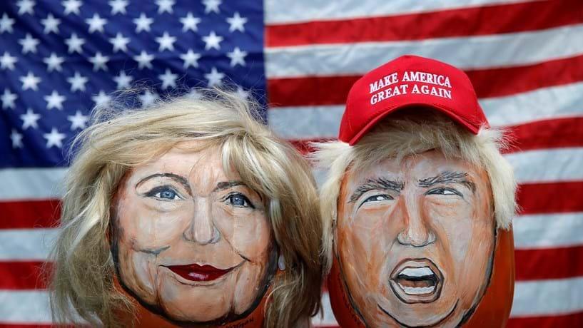 Guia para acompanhar as eleições americanas
