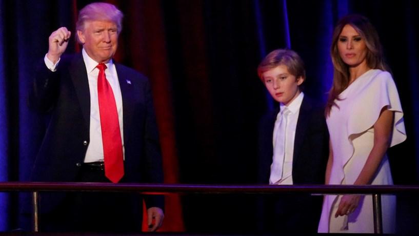 Trump, o aprendiz que vai ser mestre na Casa Branca