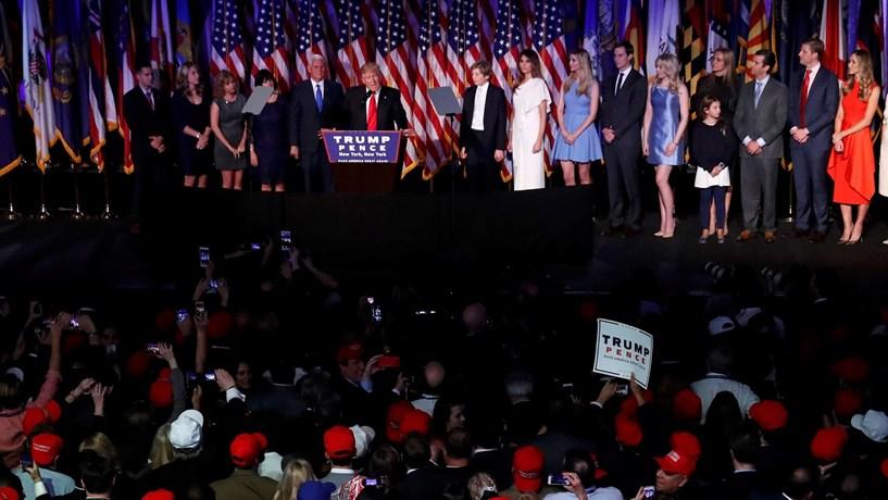 Dia D, de Donald. Trump vence contra tudo e contra todos