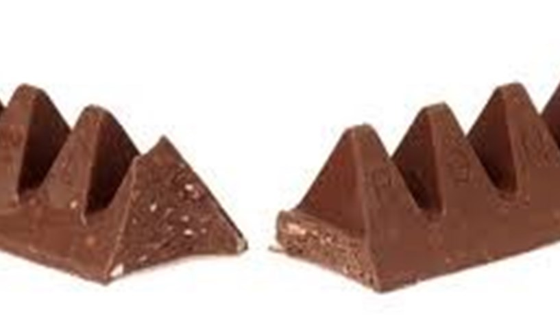 Libra tirou 10% ao Toblerone. E a reacção dos clientes não foi doce