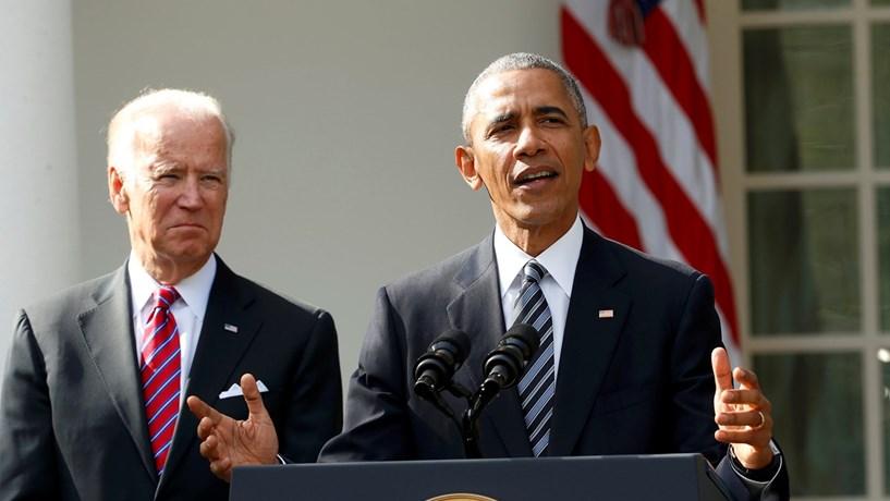 """Obama: """"Estamos todos na mesma equipa"""""""
