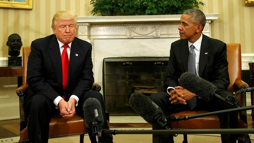 Obama acusa Trump de rejeitar o futuro ao sair do acordo de Paris